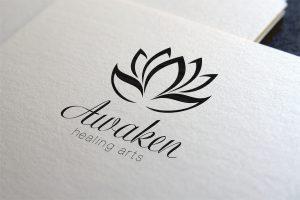 Logo For Awaken Healing Arts