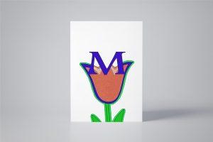 Mona May Artist Logo