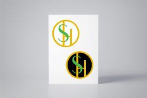 Sage Hedge Lettermark Logo